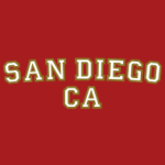 San Diego t-shirts and gifts