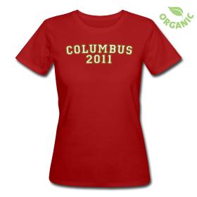 Columbus Organic T-Shirt