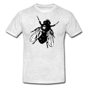 T-Shirts with flies