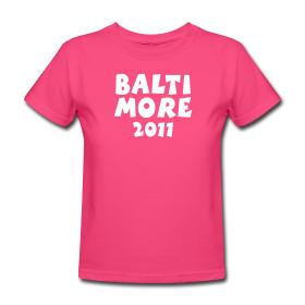 Baltimore T-Shirts