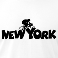 Cycling t-shirts for New Yorkers