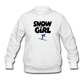 T-Shirts, tops, hoodies and sweatshirts for Snowgirls