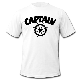 Captain t-shirts