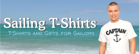Sailor t-shirts and gifts for sailors Blog