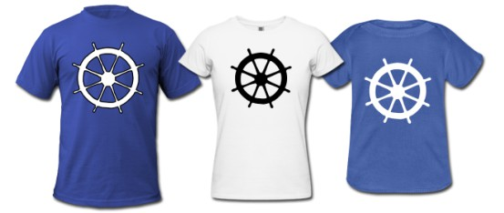 Steering Wheel T-Shirts Category