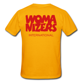 womanizer t-shirts